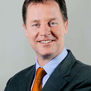 Picture of Nick Clegg