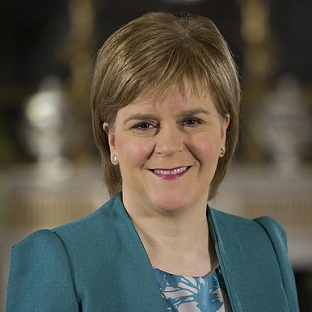 Picture of Nicola Sturgeon