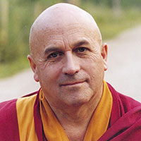 Picture of Matthieu Ricard