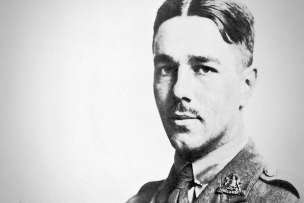Wilfred Owen 100 Years Later